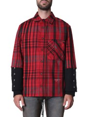 OFF-WHITE - CAMICIA OVERSIZE FIT