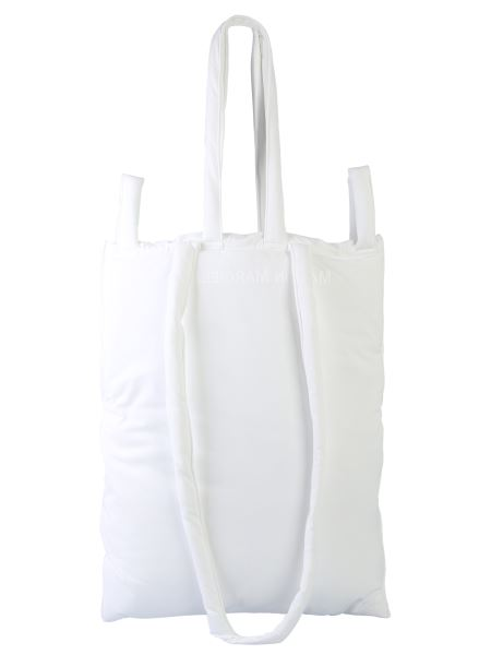 Mm6 Maison Margiela - Padded Shopping Bag With Logo