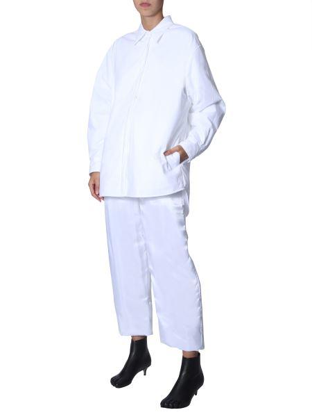 Mm6 Maison Margiela - Oversize Fit Cotton Shirt