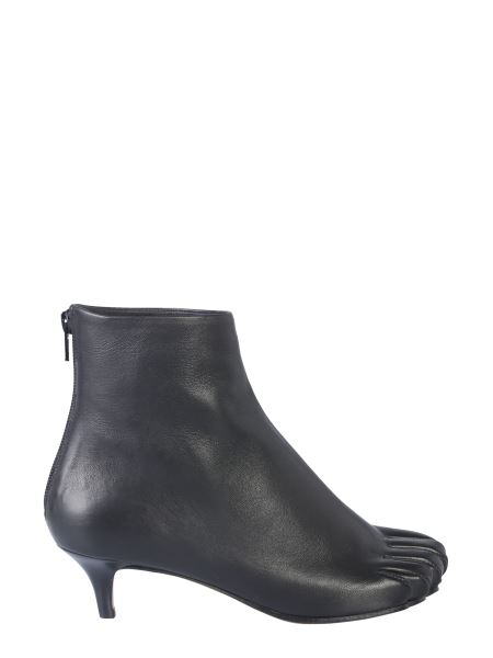 Mm6 Maison Margiela - Archive Leather Boot