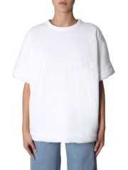 MM6 MAISON MARGIELA - T-SHIRT CON LOGO