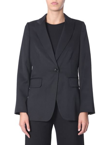 Mm6 Maison Margiela - Blazer Con Gonna Removibile