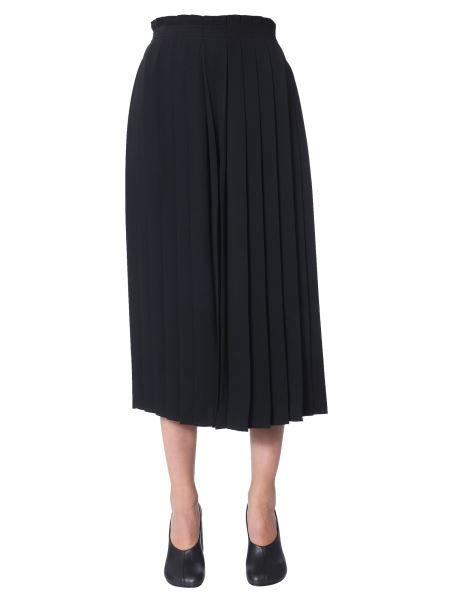 Mm6 Maison Margiela - Pleated Trouser Skirt