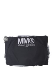MM6 MAISON MARGIELA - CLUTCH CON LOGO