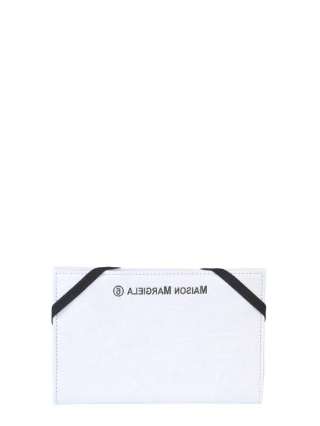 Mm6 Maison Margiela - Paper-effect Bag With Wallet
