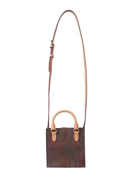 Etro - Mini Paisley Classic Shopping Bag