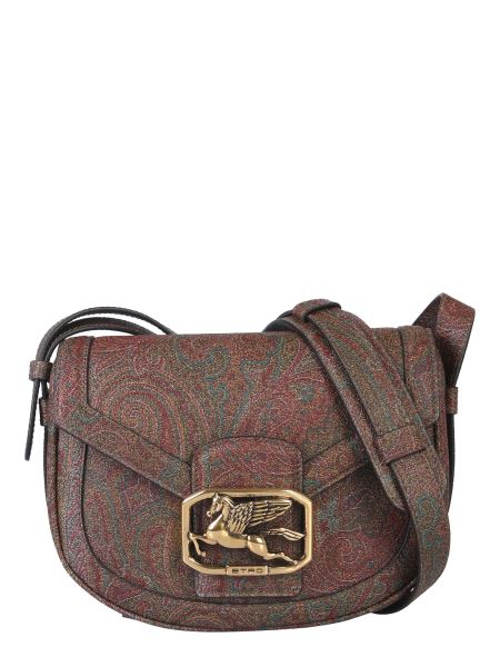 Etro - Pegaso Coated Fabric Paisley Shoulder Bag