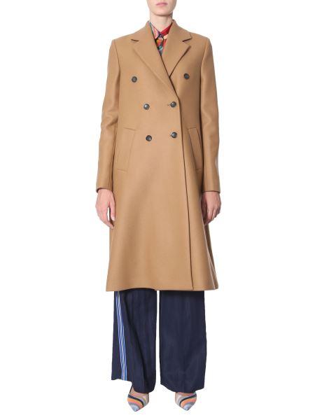 Ps By Paul Smith - Epsom Wool Coat