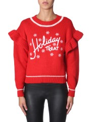 "PHILOSOPHY DI LORENZO SERAFINI - MAGLIA ""HOLIDAY TREAT"""