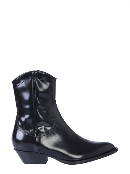Philosophy Di Lorenzo Serafini - Texas Leather Boot