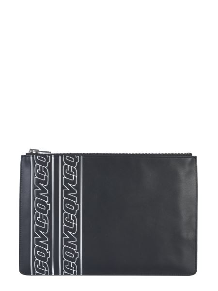 Mcq Alexander Mcqueen - Leather Pouch For Tablet