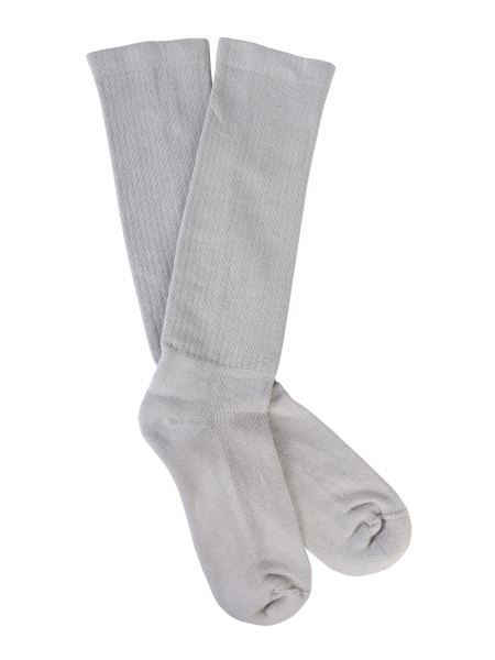 Rick Owens - Cotton Socks With Logo