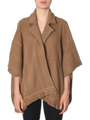 BOUTIQUE MOSCHINO - CARDIGAN CON FRANGE