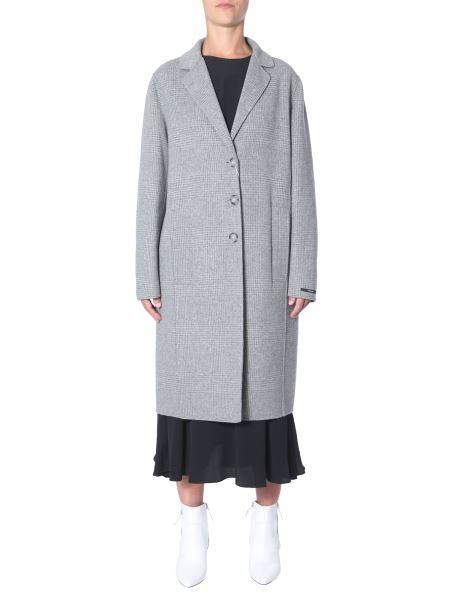 """Sportmax Code - """"adorato"""" Oversized Fit Wool Coat"""