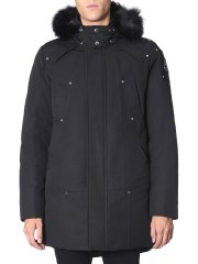 "MOOSE KNUCKLES - PARKA ""STIRLING"" CON CAPPUCCIO"