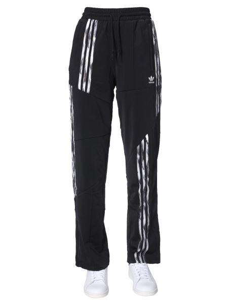 Adidas Originals By Danielle Cathari - Pantalone Jogging Con Tre Scrisce Destrutturate