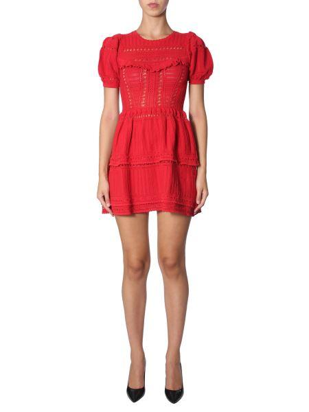 Self-portrait - Knitted Midi Dress