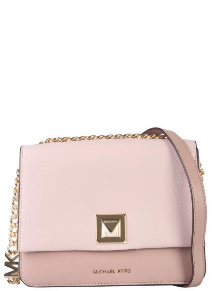 Michael By Michael Kors - Sylvia Color Block Leather Bag