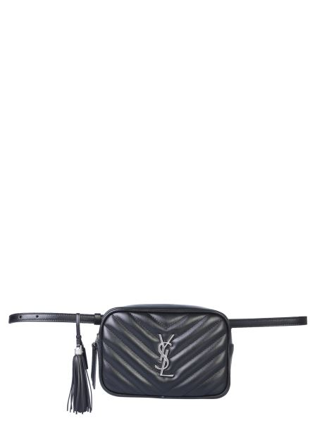 Saint Laurent - Lou Quilted Leather Pouch