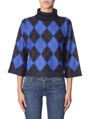 PS BY PAUL SMITH - MAGLIA A COLLO ALTO