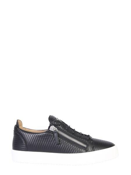 Giuseppe Zanotti - Frankie Low Top Leather Sneaker