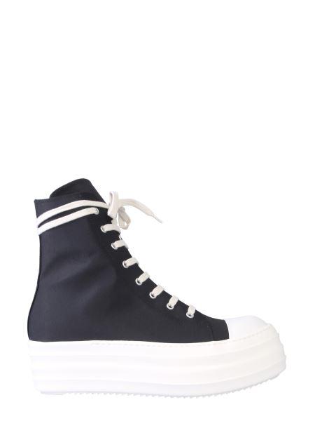 Rick Owens Drkshdw - Nylon Double Bumper Sneaker