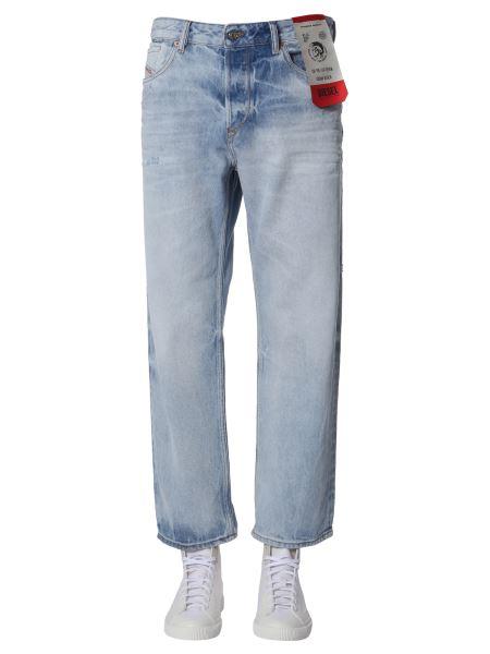 """Diesel - """"d-kodeck"""" Cotton Denim Jeans"""