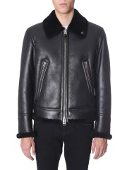 TOM FORD - GIACCA IN SHEARLING