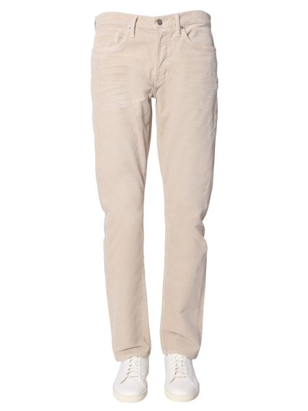 "Tom Ford - Pantalone ""corduroy"""