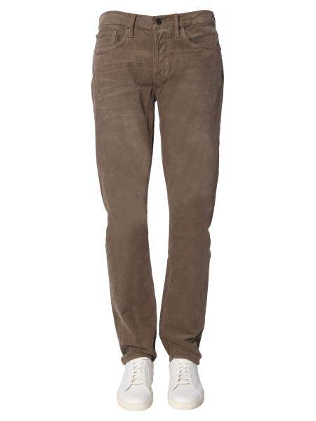 """Tom Ford - Pantalone """"corduroy"""""""