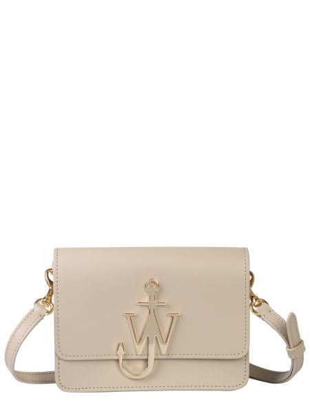 Jw Anderson - Anchor Logo Leather Bag