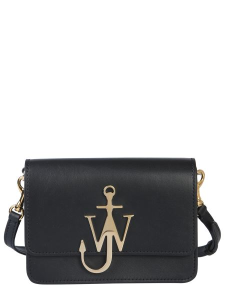 Jw Anderson - Anchor Logo Leather Bag