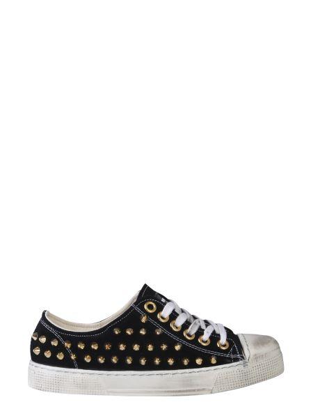 Gienchi - Jean Michael Suede Low Sneaker