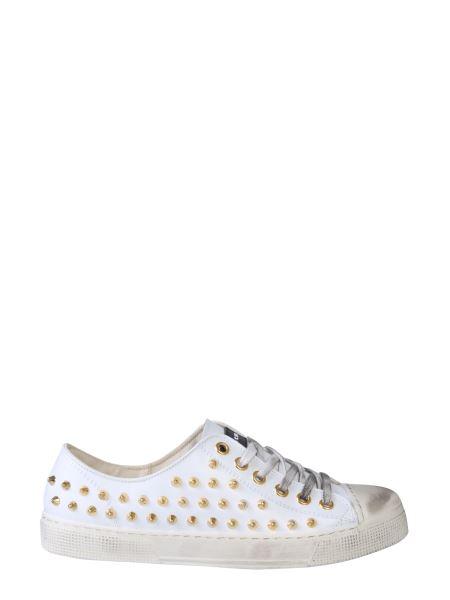 Gienchi - Sneaker Bassa Jean Michael In Ecopelle