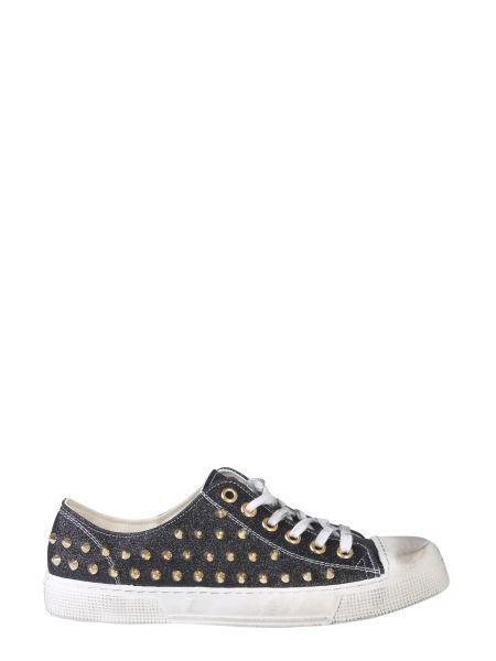 Gienchi - Sneaker Bassa Jean Michael In Tessuto Glitter