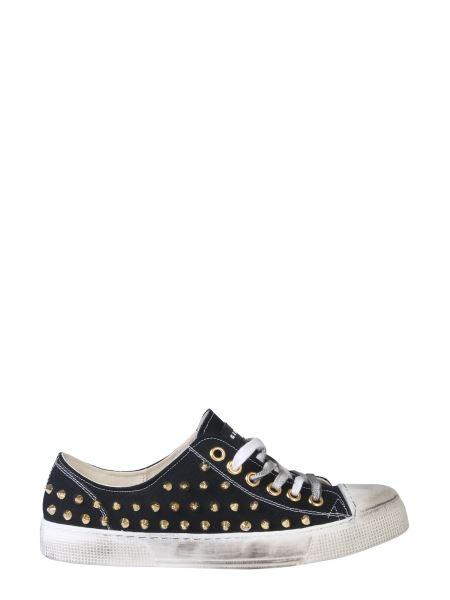 Gienchi - Sneaker Bassa Jean Michael In Cotone