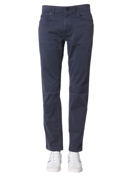 "Boss - ""maine"" Regular Fit Cotton Denim Pants"