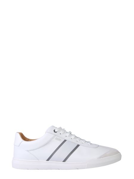 Boss - Cosmopool Leather Sneaker