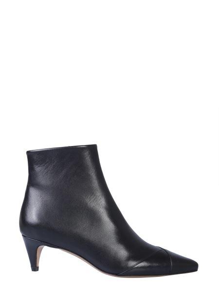 Isabel Marant - Asymmetric Story Leather Boot