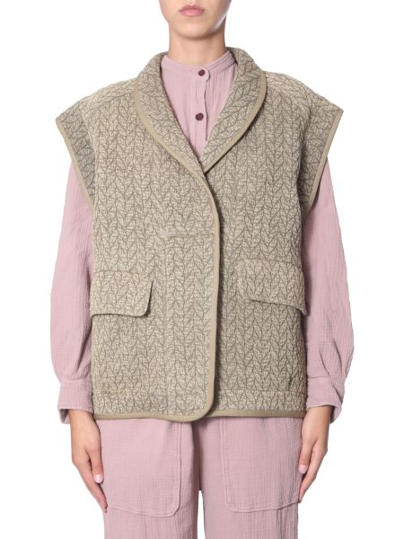 "Isabel Marant Étoile - ""fally"" Cotton Jacket"