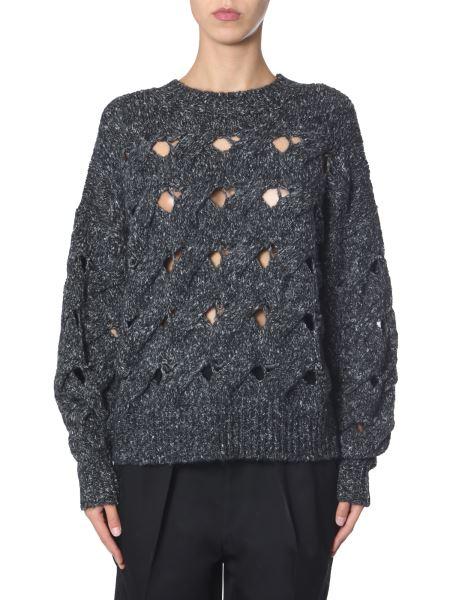 "Isabel Marant Étoile - ""sesley"" Sweater With Alpaca Neck"