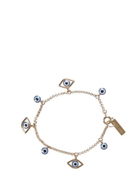 Isabel Marant - Brass Bracelet With Eye