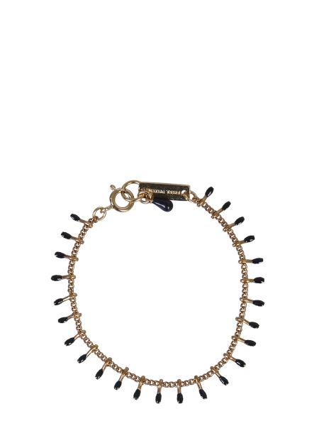 Isabel Marant - Brass Bracelet With Resin Details