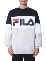 FILA - FELPA GIROCOLLO