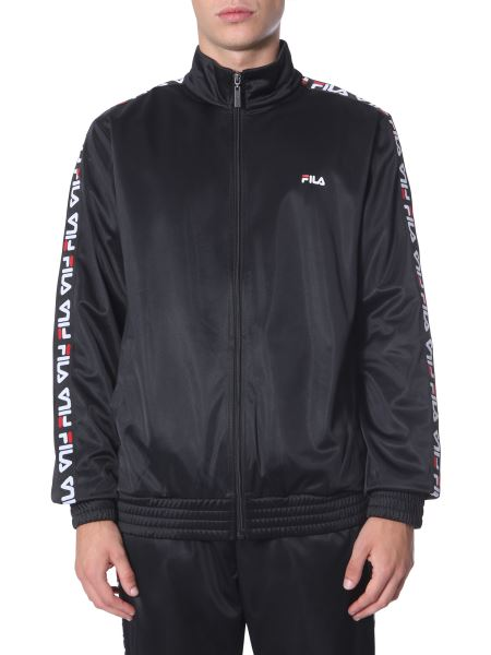 Fila - Sweatshirt In Acetate With Logo Band