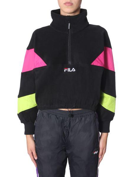 """Fila - """"rafiya"""" Fleece Sweatshirt"""