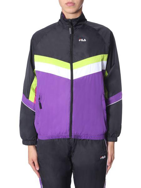 "Fila - ""ransom"" Technical Fabric Wind Jacket"
