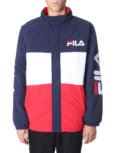"Fila - ""nikolla"" Color Block Padded Jacket"