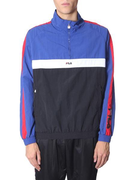 "Fila - ""jona"" Jacket With Logo Band"