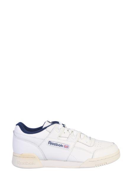 Estadístico Funcionar profesor  Reebok Classics Workout Plus Mu Leather Sneaker Women - Eleonora Bonucci